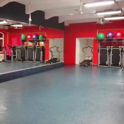 Ćwiczymy także na sali