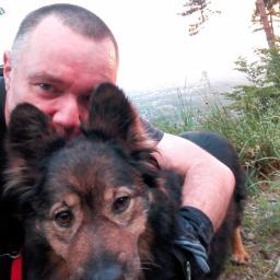 Z psem na treningu