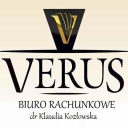 Verus Biuro Rachunkowe dr Klaudia Koz艂owska - Us艂ugi podatkowe Tuchola