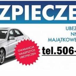 Wojtek Jarczewski - Ubezpieczenia Grupowe Łapy
