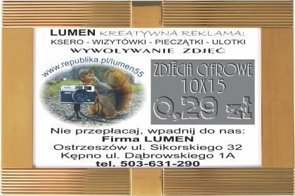 LUMEN - Usługi Kępno