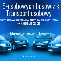RAMZES Jarosław Lisowski Wrocław 1