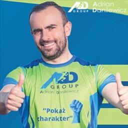 Adrian Danilewicz Group - Trener biegania Marcinkowice