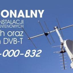 Montaż anten Kielce 1