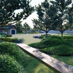 Projektowanie ogrodów Kraków 3