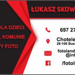 Foto-landia Skowroński Łukasz - Wywoływanie zdjęć Chotelek