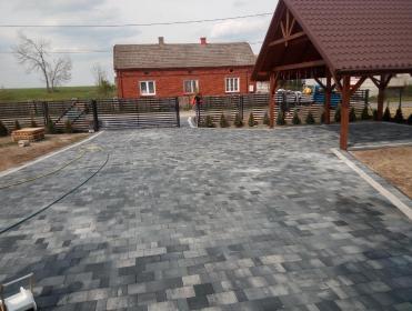 Adach-Bruk - Kostka betonowa Rozprza