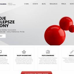 Profesjonalne Strony internetowe Virtualmedia Olsztyn - Pozycjonowanie stron Olsztyn