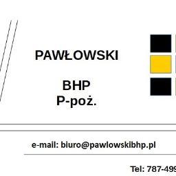 Pawłowski BHP ppoż. - Szkolenia Sosnowiec