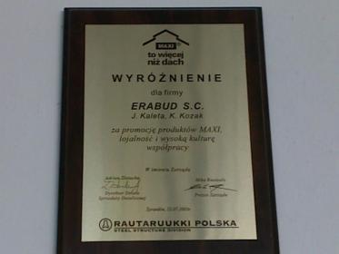 ERABUD s.c.Jacek Kaleta, Kazimierz Kozak - Styropian Puławy