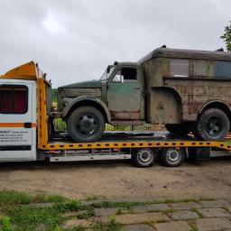 Transport Samochodów Jastrzębie-Zdrój 10