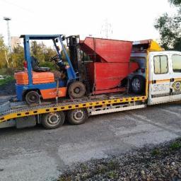 Transport Samochodów Jastrzębie-Zdrój 4