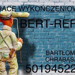 BERT-REFIT - Remont łazienki Szczurowa