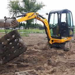 Roboty ziemne Nowy Dwór Mazowiecki 4