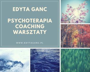 Edyta Ganc Psychoterapia i Coaching - Gabinet Psychologiczny Warszawa