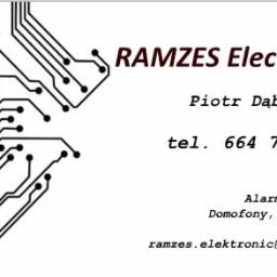 RAMZES Electronic - Alarmy Zielona Góra