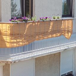 Zabudowa balkonu Głogów 4