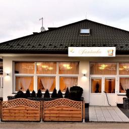 Dom weselny JANÓWKA - Dmuchańce Janowice