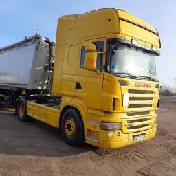 Transport ciężarowy krajowy Augustów 1