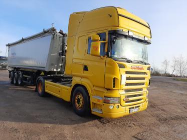Wojciech Radzaj - Transport ciężarowy krajowy Augustów
