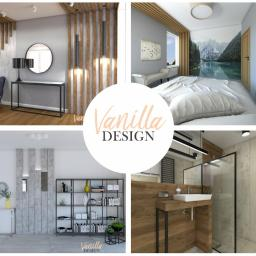 Vanilla Design - Projektowanie wnętrz Lublin