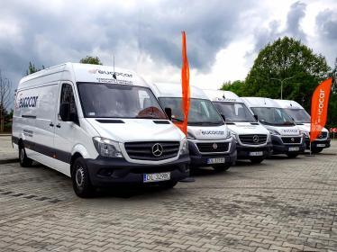 EUCOVIPCAR S.A. - Wypożyczalnia samochodów Legnica