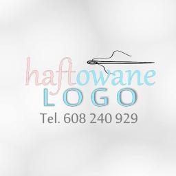 Haftowane Logo - Haftowanie Toruń