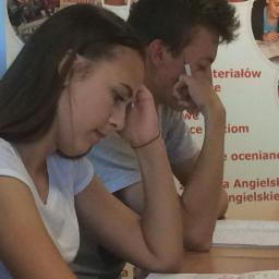 Let's SPEAK Szkoła Konwersacji w Języku Angielskim ( firma prowadzi kursy online: angielski, - Kurs francuskiego Kluczbork