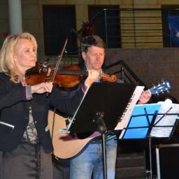 skrzypce- oprawa muzyczna imprez