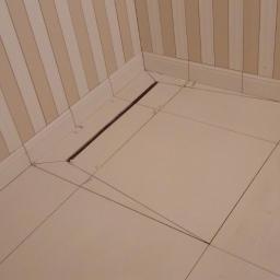 Remont łazienki Szymbark 1