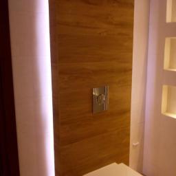 Remont łazienki Szymbark 5