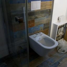 Remont łazienki Szymbark 3