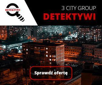 """""""3 City Group sp. z o.o."""" - Biuro Detektywistyczne Gdynia"""