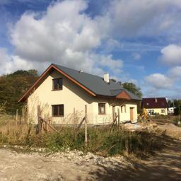 Domy murowane Mierzyn 4