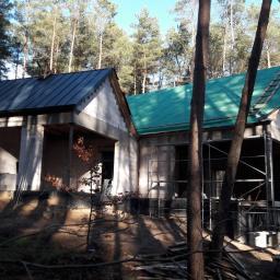 Domy murowane Mierzyn 8