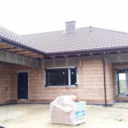 Domy murowane Wodzierady 12