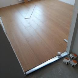 Układanie paneli i parkietów Mława 12