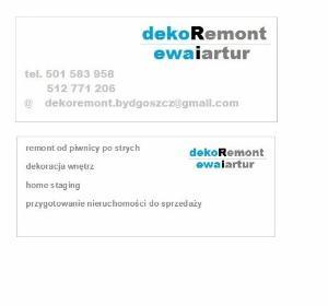 dekoRemont - Instalacje Wod-kan Bydgoszcz