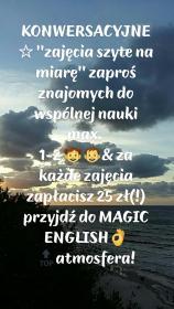 Magic English - Centrum Językowe Starachowice - Język Angielski Starachowice