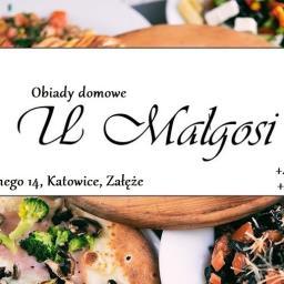 """Restauracja """"U Małgosi"""" - Sklep Gastronomiczny Katowice"""