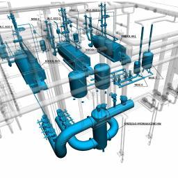 Projektowanie instalacji sanitarnych Księginice 2