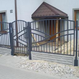 Romex Montaż Ogrodzeń - Firmy Widawa