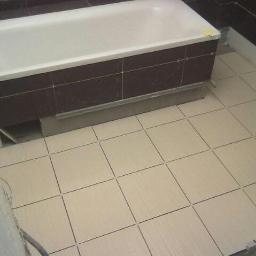 Remont łazienki Przybradz 1