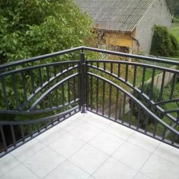 Ogrodzenia kute Parzymiechy 11