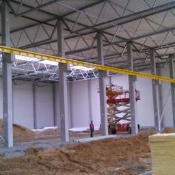 Projektowanie konstrukcji stalowych Katowice 2