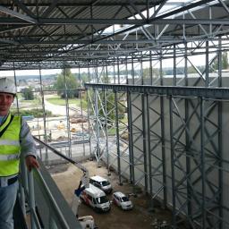 Projektowanie konstrukcji stalowych Katowice 1
