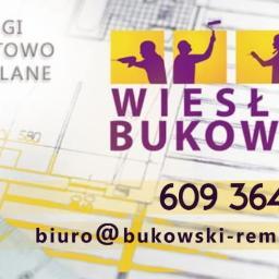 Usługi Remontowo-Budowlane Wiesław Bukowski - Elewacje Świekatowo