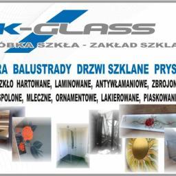F.P.H.U. EK-GLASS - Wyposażenie wnętrz Mszana Dolna