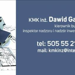 kmkinz. Dawid Gałka - Kierownicy Budowy Olkusz