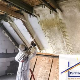 PureTech-Bud Izolacje Natryskowe - Ocieplanie Pianką PUR Gąbin